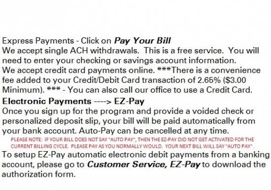 Express Payments Slideshow